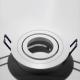 LH10221 Rond aluminium wit gelakt armatuur voor 1 x MR16