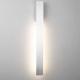 Vertikaal langwerpig wandarmatuur van 3,6 Watt - warm wit
