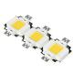 EPISTAR COB LED 10 Watt - warm white - 9-11V