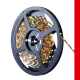LDA-serie LED-strip 300x3528-SMD - 12V - non waterproof - ROOD