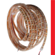 LDB LED-strip 300x3528-SMD - 12V - waterproof in holle mantel - Rood