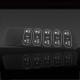 SR-2801 Afstandsbediening 434Mhz voor dimmer receiver - 5 Zones