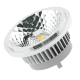 Antiglare AR111 LED spot 15 Watt Warm wit