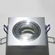 LH10421 Vierkant aluminium armatuur voor 1 x MR16