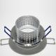LH11501 Rond aluminium armatuur rond geperforeerd voor 1 x MR16