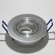 LH13506 rond aluminium armatuur voor 1 x MR11