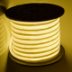 NEW Common serie FlexNeon  Warm Wit  in witte tube 220VDC