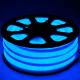 NEW Common serie FlexNeon Blauw in witte tube 220VDC