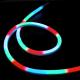 NEW Common Serie FlexNeon RGB in witte tube - 220VDC