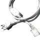 New Common serie FlexNeon voedingskabel met gelijkrichter 220VDC
