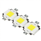 EPISTAR COB LED 10 Watt  - natural white - 9-11V