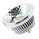 Antiglare AR111 LED spot 15 Watt Warm wit